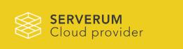 Логотип хостинговой компании Serverum.com