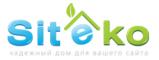 Логотип хостинговой компании Siteko.net
