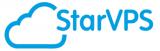 Логотип хостинговой компании StarVPS.ru
