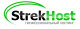 Логотип хостинговой компании Strekhost.ru