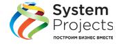 Логотип хостинговой компании System-projects.ru