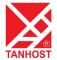Логотип хостинговой компании Tanhost