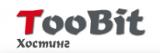 Логотип хостинговой компании Toobit.ru