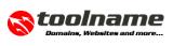 Логотип хостинговой компании Toolname.com