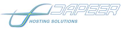 Логотип хостинговой компании Uapeer.eu