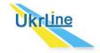 Логотип хостинговой компании UkrLine.com.ua