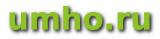 Логотип хостинговой компании umho.ru