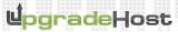Логотип хостинговой компании Upgradehost