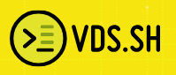 Логотип хостинговой компании VDS.sh