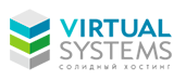 Логотип хостинговой компании V-sys.org
