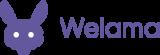 Логотип хостинговой компании Welama.com