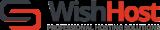 Логотип хостинговой компании WishHost.net