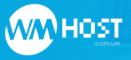 Логотип хостинговой компании Wm-host.com.ua