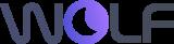 Логотип хостинговой компании Wolfisp.com