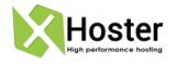 Логотип хостинговой компании Xhoster.io