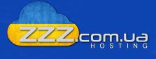 Логотип хостинговой компании ZZZ.com.ua